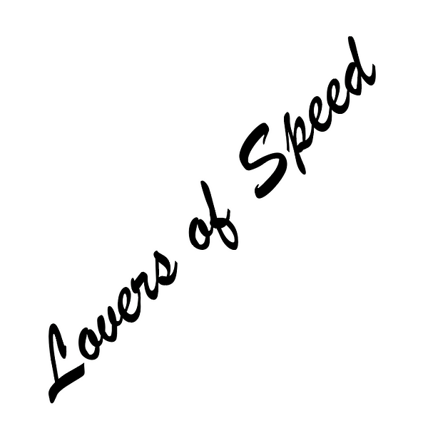 LOVERS OF SPEED